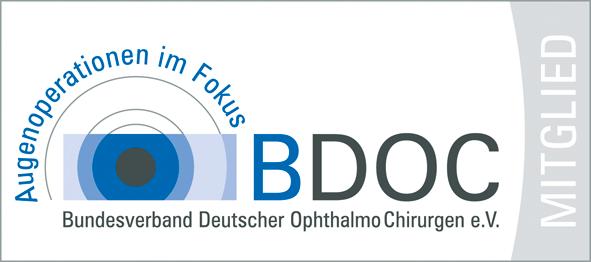 Mitglied im Bundesverband Deutscher Ophtalmo Chirurgen e.V.
