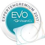 EVO Visian ICL Experten Siegel 2017