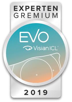 Dr. Amir-Mobarez Parasta im EVO Visian ICL Experten Gremium 2019